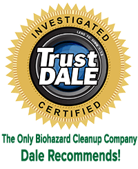 Georgia Clean - Biohazard Cleanup is a TrustDale Certified Partner