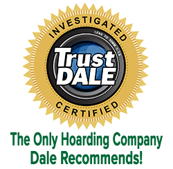 Georgia Clean - Hoarding Cleanup is a TrustDale Certified Partner